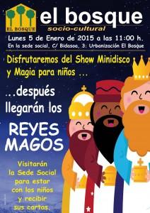 Cartel Reyes Enero 2015