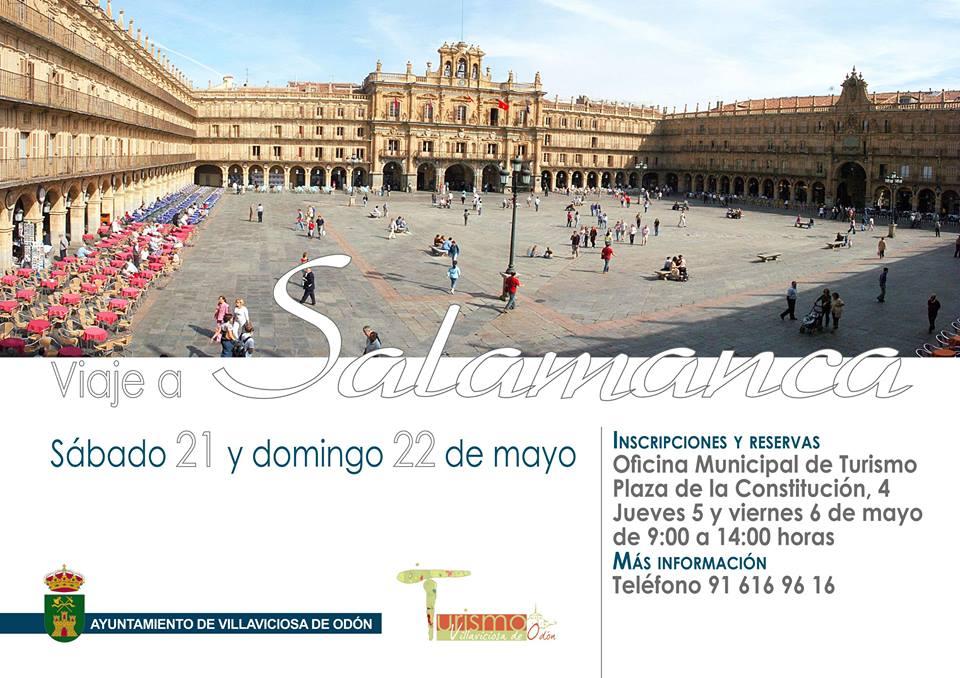La oficina de turismo organiza un viaje a salamanca los d as 21 y 22 de mayo urbanizaci n el - Oficina de turismo en salamanca ...