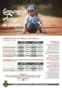 CampamentosurbanosdeVerano2016