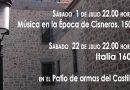 Villaviciosa de Odón propone numerosas actividades culturales para disfrutar de este mes de julio
