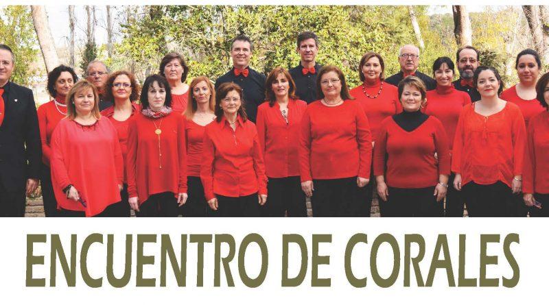 Encuentro de Corales este viernes en el salón cívico de la Plaza de la Constitución
