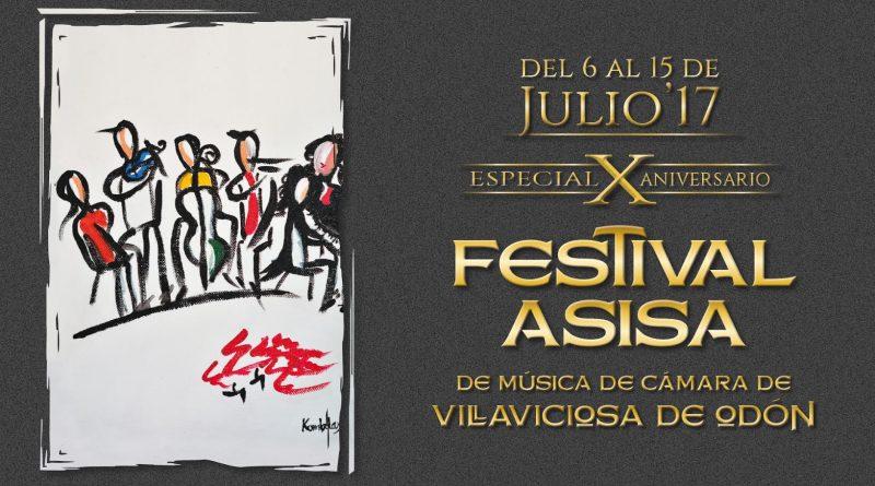 X Aniversario Festival Asisa de Música de Villaviciosa de Odón