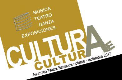 Variada y completa programación cultural la que podremos disfrutar hasta el mes de diciembre