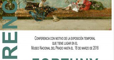 El próximo jueves el Coliseo de la Cultura acoge una conferencia sobre el pintor Mariano Fortuny