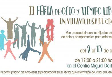 Del 9 al 13 de abril se celebrará la segunda edición de la Feria de Ocio y Tiempo libre para jóvenes