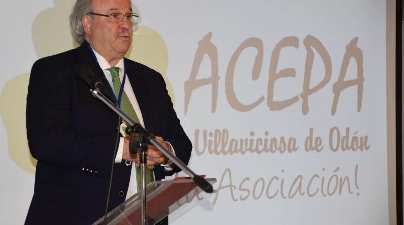 Se presenta en sociedad la nueva asociación de Comerciantes, empresarios y profesionales Acepa Villaviciosa