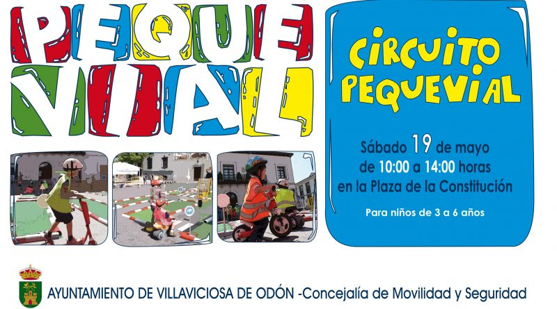 El circuito de Pequevial regresa este sábado a Villaviciosa de Odón