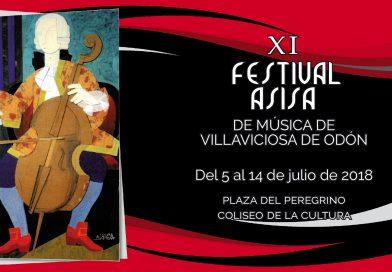Este jueves se inaugura la XI edición del Festival Asisa de Villaviciosa de Odón, cita musical todos los veranos en la Comunidad de Madrid