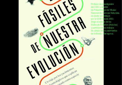 """Presentación del libro """"Los fósiles de nuestra evolución"""""""