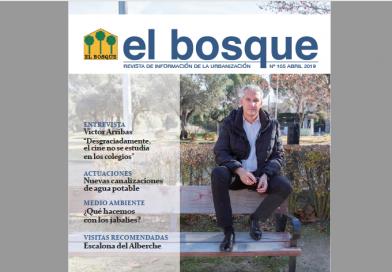 Revista El Bosque 105 abril 2019
