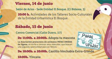 XV Fiestas de Verano El Bosque