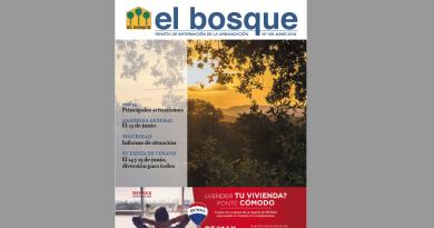 Revista El Bosque 106 junio 2019