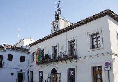 Reunión en el Ayuntamiento con el Concejal de Relaciones con las Entidades.