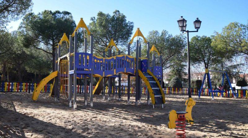 El Ayuntamiento establece un protocolo de desinfección de parques y zonas infantiles